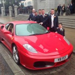 Ferrari 360 Wedding Car Experience
